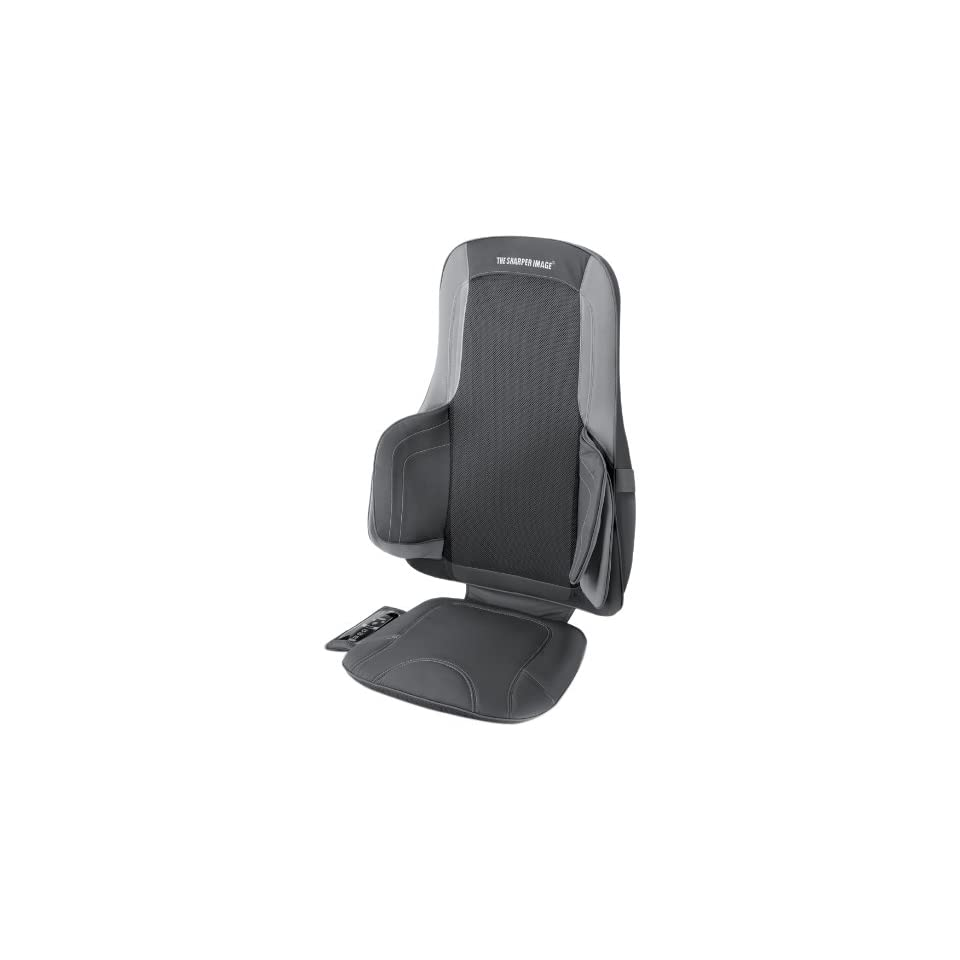 The Sharper Image MSI CS775H Air and Shiatsu Massage Cushion