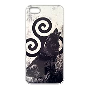Teen Wolf iPhone 4 4s Cell Phone Case White xlb-122816