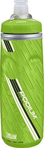 (CamelBak Podium Chill Insulated Water Bottle, 21 oz, Sprint Green)