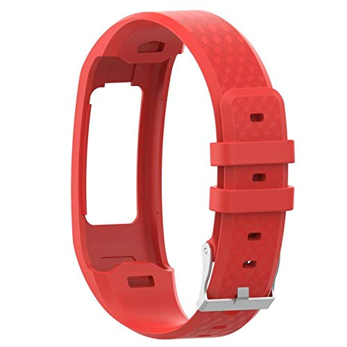 Jewh Large Sport Silicone Watch Band - Strap Bracelet for Garmin Vivofit 1 - Vivofit 2
