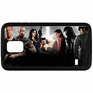 Personalized Samsung S5 Cell phone Case/Cover Skin 2013 g i joe retaliation movies Black
