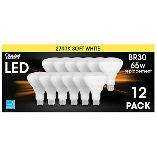 feit electric 65 watt led br30 - 4