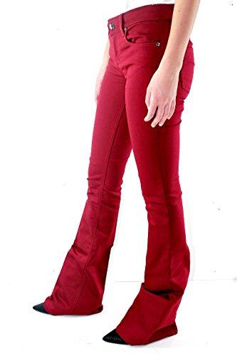Rosso Donna Jeans Liu Jo Liu Jo Jeans WXX036T7144 xwtrqB0rnc