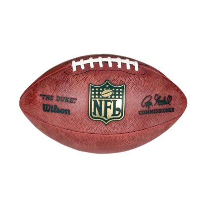 Signature Nfl Ball - Wilson