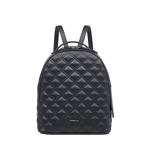 Fiorelli Black Backpack Women's Black Anouk Quilt zqxzrS