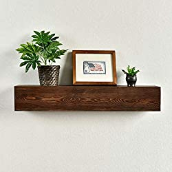 WELLAND Rustic Floating Shelves from WELLAND