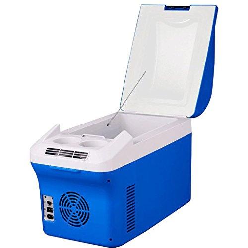 - XIAO J 15L Car Refrigerator Car Refrigeration Compressor Car And Household Dual-Use 12v24v Small Mini Car Freezer (Size : 220v-240v)