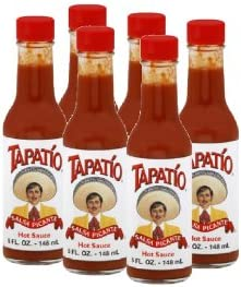Tapatio Salsa Picante Hot Sauce - 5 Ounce (6 Pack)