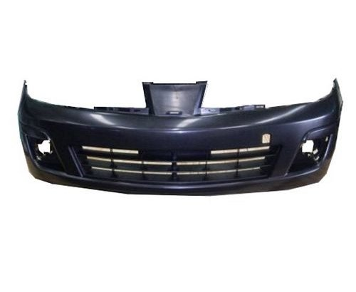 OE Replacement Nissan/Datsun Versa Front Bumper Cover (Partslink Number NI1000245) Unknown NI1000245V