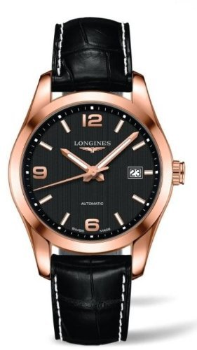 Longines Conquest Classic Automatic 18k Solid Gold Men's Watch