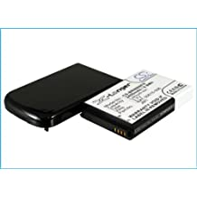 Pearanett 2400mAh / 8.9Wh Replacement Battery for Blackberry Bold Touch 9900