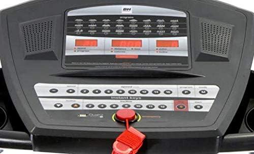 BH Impulse Dual II - Cinta de Correr eléctrica Plegable - 18 Km/h ...