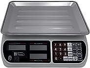 Báscula comercial digital Biforza BIF-8080 40kg