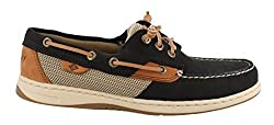 Sperry Top-sider Women's Rosefish Blackcognac Shoe