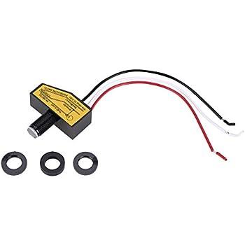 Light Control Switch 12v 24v 36v 48v Mini Light Switching