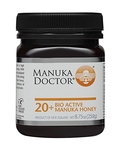 Certified Organic Manuka Honey - 5