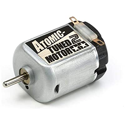Tamiya America, Inc JR Atomic-Tuned 2 Brushed Motor, TAM15486: Toys & Games
