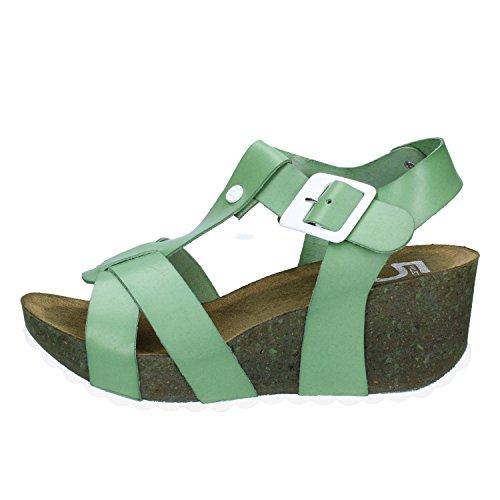 5 PRO JECT Mujer zapatos con correa Verde