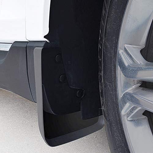 Car Fender Styling /& Body Fittings LDXCT 4er Set Schmutzf/änger Spritzschutz vorne /& hinten f/ür Nissan X-Trail T32 Rouge 2014-2019