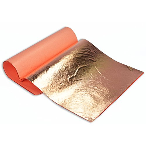 barnabas-blattgold-genuine-copper-leaf-25-sheets-55-inches-booklet