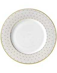 Prouna Jewelry Princess Gold 17cm Bread and Butter Plate