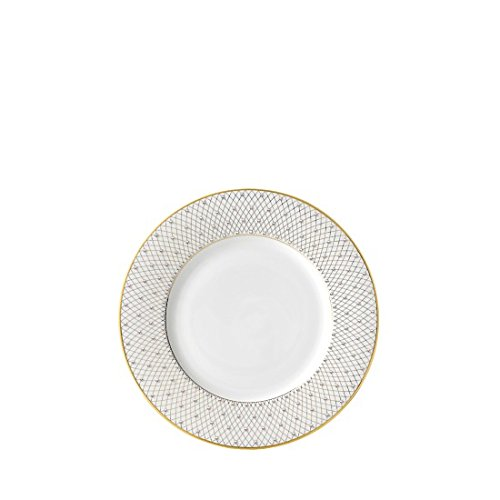 Princess Bread Plate - Prouna Jewelry Princess Gold 17cm Bread and Butter Plate