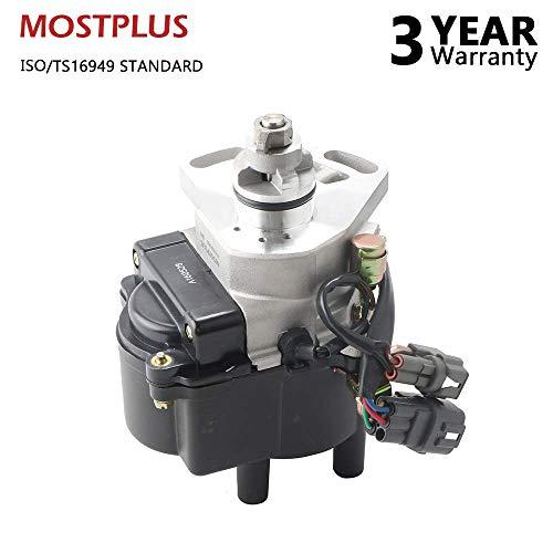 MOSTPLUS Distributor for 90-93 TOYOTA COROLLA CELICA GEO PRIZM 4AFE 8474403 D9069 31-77416