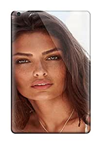 New Style 1889890J33265598 Awesome Alyssa Miller Closeup Flip Case With Fashion Design For Ipad Mini 2