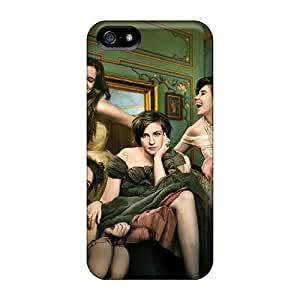 Iphone 5/5s Cover Case - Eco-friendly Packaging(girls Tv Series)