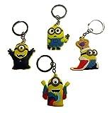 Despicable Me Keychains 4 Pcs Set #5
