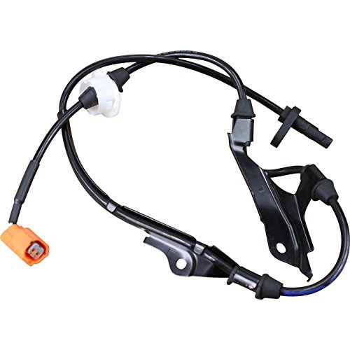 AIP Electronics ABS Anti-Lock Brake Wheel Speed Sensor Compatible Replacement For 2003-2007 Honda and Acura Front Left Driver Side Accord TSX Civic Oem Fit ()