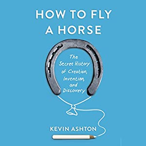 How to Fly a Horse Hörbuch