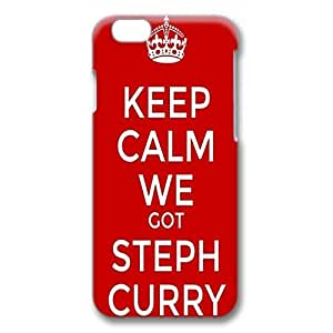 iPhone 6 plus case,fashion durable 3D design for iPhone 6 plus,PC material cover ,Designed Specially Pattern with Stephen Curry Saying. by ruishername