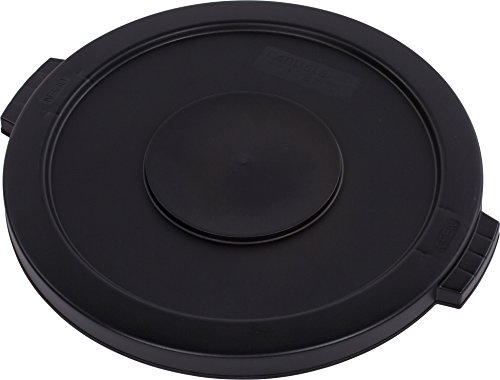 Carlisle 34102103 Bronco Round Waste Container Lid, 20  gal,