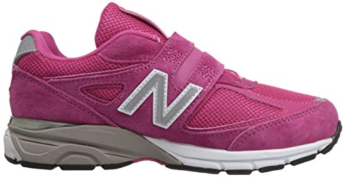 New Balance KV990V4 Pre Running Shoe (Little Kid) Pink/Pink