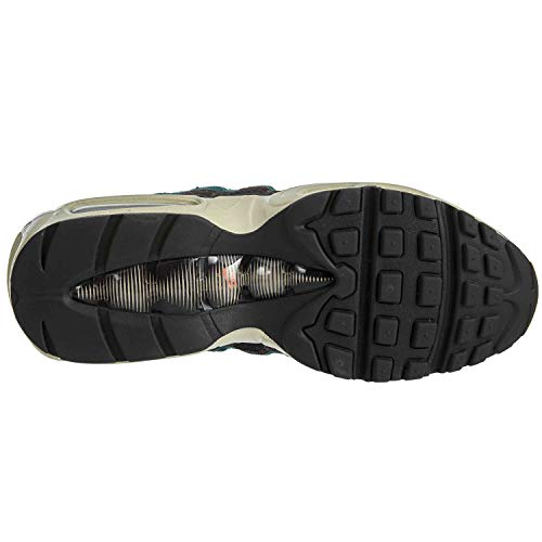 Nike Air Max 95 PRM Oil GreyBright Mango 538416 018