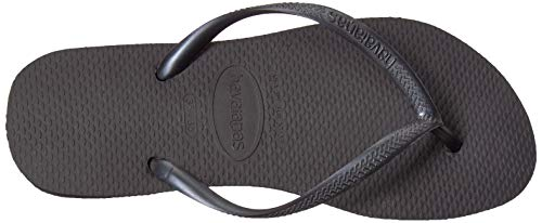 Noir Mixte Adulte Tongs Top Havaianas qfx0wIA