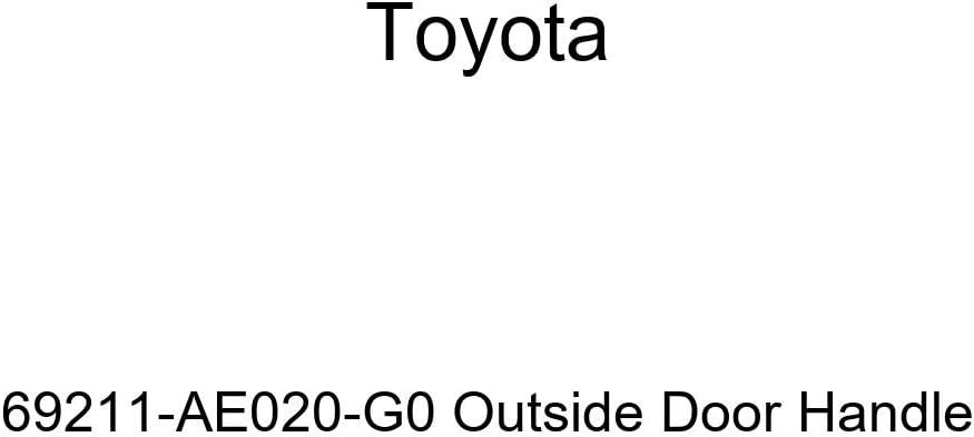 Toyota 69211-AE020-G0 Outside Door Handle