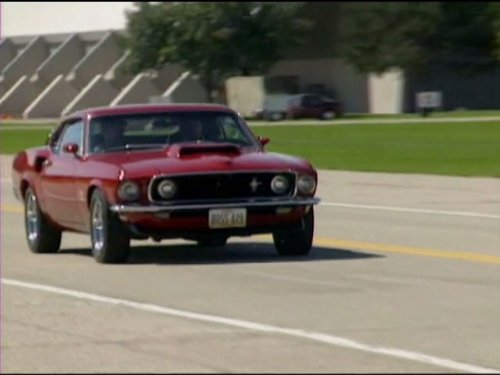 Fred Goodell, Shock Absorbers, Classic Chevy Show, Mustang Boss 302/Camaro Z28 -