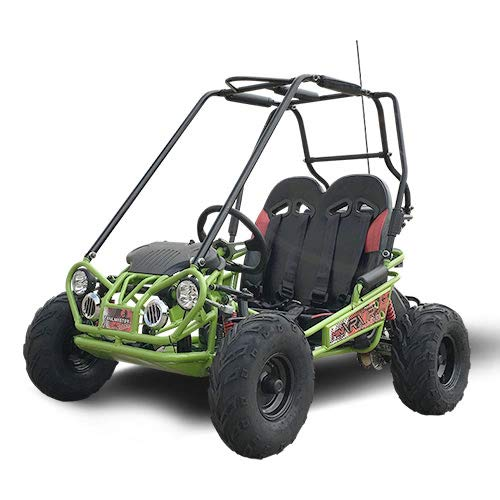 Trailmaster TM1-MINI-XRX - 166cc
