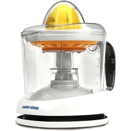 Black & Decker 1-Quart Citrus Mate Juicer for sale  Delivered anywhere in USA