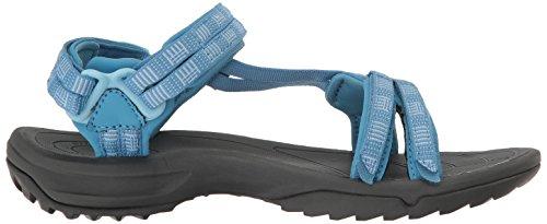 Women's Sandals Blue Walking Terra Lite FI Teva xXItYAY