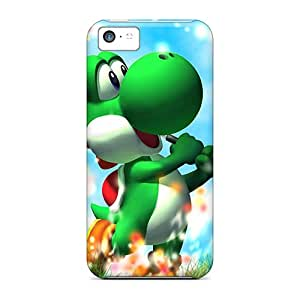 New Style Goodfashions2001 Hard Cases Covers For Iphone 5c- Yoshi Black Friday