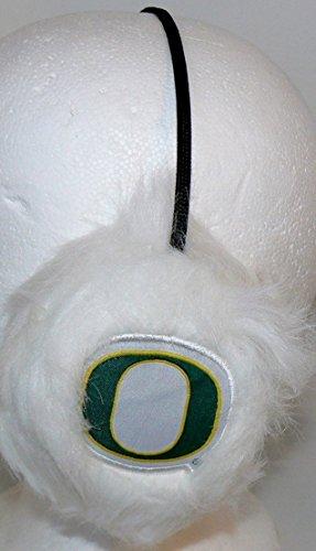 NCAA Oregon Ducks Furry Earmuffs (Furry Ducks)