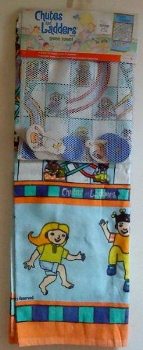 Chutes and Ladders Game Towel]()