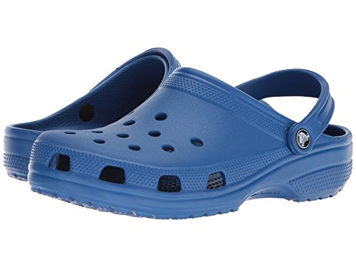 Crocs Women's Classic Mule Blue Jean - 7 US Men/ 9 US Women M US by Crocs
