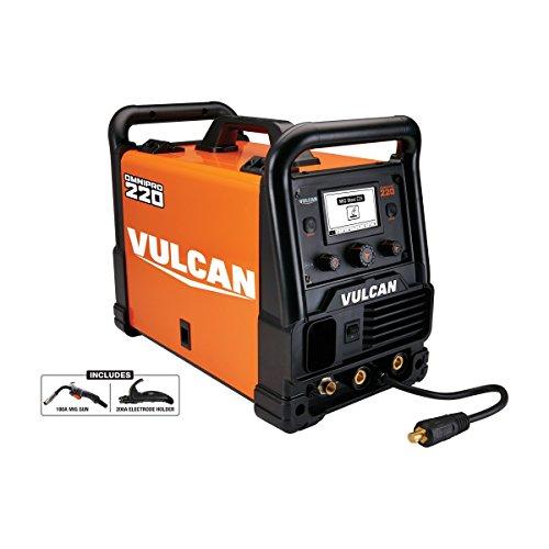 Vulcan OmniPro 220 Multiprocess Welder with 120/240 Volt Input