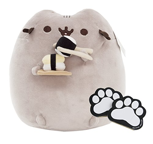Roll Costume Sushi Cat (Pusheen Sushi Plush | Pusheen 9.5
