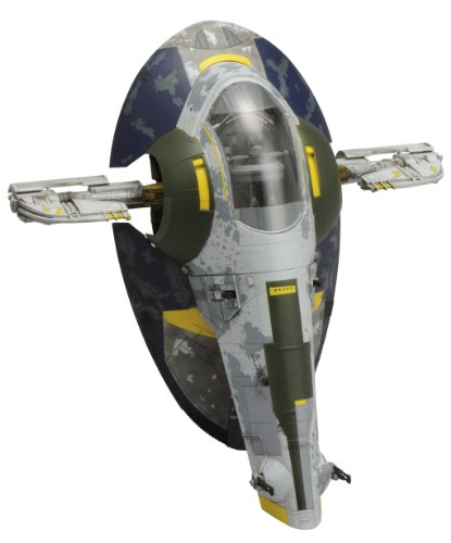 Star Wars - 1/144 Plastic Model Kit: Slave I (Jango Fett Ver.) [JAPAN]