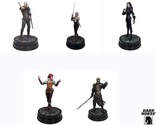 the-witcher-3-wild-hunt-geralt-ciri-yennefer-king-eredin-triss-figures-set-of-5